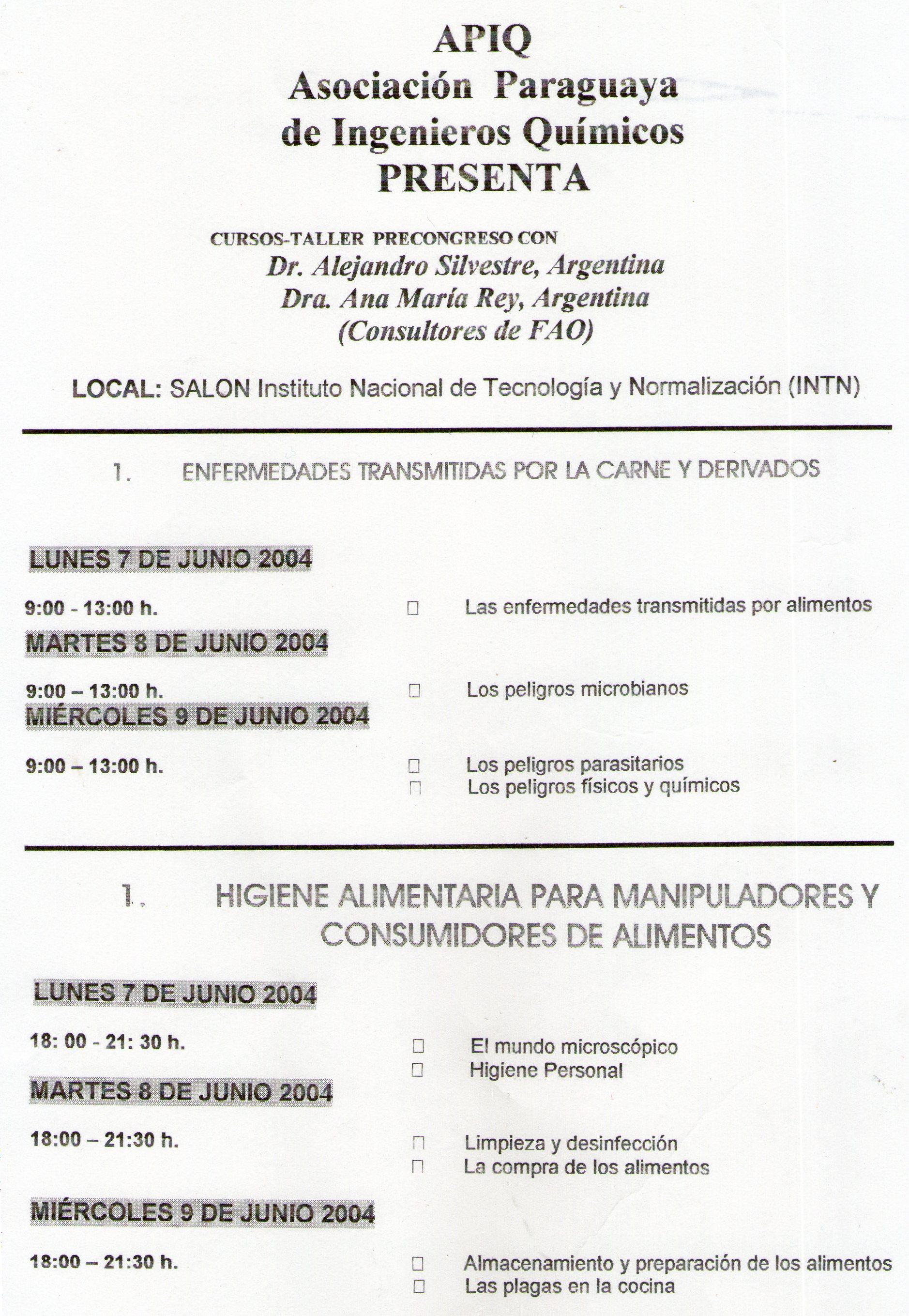 asociación Paraguaya